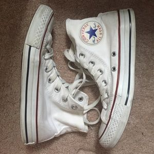 Converse All Star High Top White